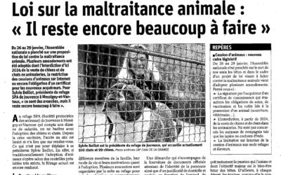 Article Bien Public du 07/02/21